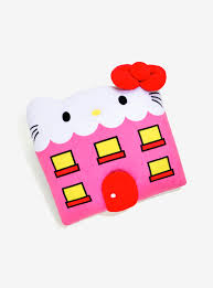 hello sanrio hello kitty house pillow boxlunch