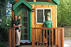 tiny tiny houses house tour inside this 150 square foot house by molecule tiny