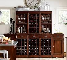 wall unit bar cabinet 8 piece modular bar wall unit 3 wine grid 2 cabinet bases 2 open
