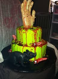 halloween cakes pinterest goosebumps inspired birthday halloween party cake on cake central