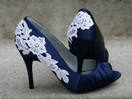 Wedding Shoes Blue Download Navy Blue Wedding Shoes Wedding Corners