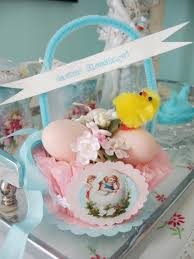 Easter Decorations With Crepe Paper by 445 Best Easter Shabby Chic Images On Pinterest Easter Crafts