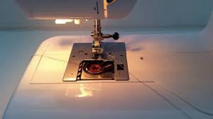 how to thread a sewing machine picking up the bobbin thread