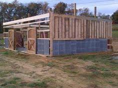 153 free diy pole barn plans and designs that you can actually