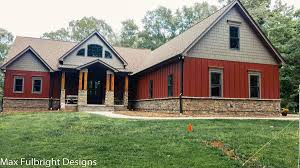 3 car garage lake house plan lake home designs red ashveville mountain house plan with garage