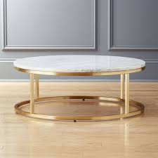 contemporary round coffee table modern round coffee tables cb2