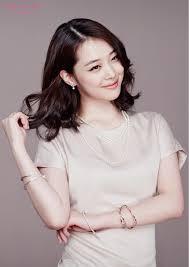 korean medium length hairstyles fx sulli short to medium length hair styles pinterest korean