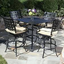 Patio Bar Table And Chairs Lowes Bar Table Sets Ideal Patio Furniture Covers Patio Bar On Bar