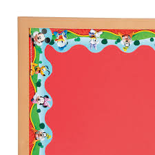 New Year Classroom Decorations by Mickey Mouse Characters Bulletin Board Borders Orientaltrading