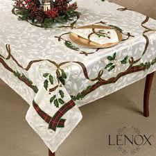 nouveau fabric tablecloth lenox curtainshop