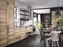 Industrial Kitchen Island by Cabinets U0026 Drawer Marble Countertop Black Painted Cabinets