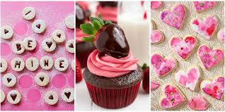 valentines day cookies 45 best s day cookies and cupcakes recipes country living