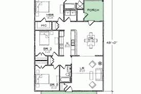 1 narrow lot cottage house plans narrow lot cottage home plan
