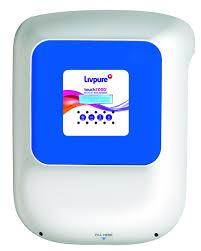 livpure touch 2000 plus ro uv uf taste enhancer water