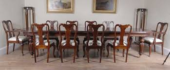 Dining Table And 10 Chairs Mahogany Dining Set Table And Chairs Set 10