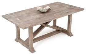 Grey Rustic Dining Table Cool Gray Wood Dining Table With Gray Wood Dining Table