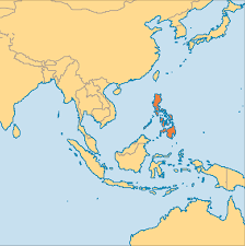 Phillipines Map Philippines Map World Pointcard Me