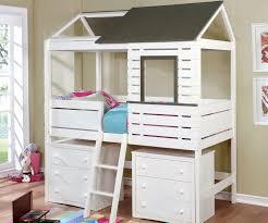 twin size loft bed vnproweb decoration