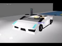 build your lamborghini aventador roblox build and race lamborghini gallardo part 1