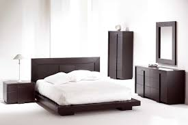 Black Wooden Bedroom Furniture by Bedroom Wood Furniture Vivo Furniture