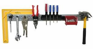 wall control pegboard strip tool rail kit 30tps0332gvb from wall