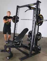 Powertec Weight Bench Powertec Roller Smith Machine