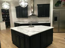black cabinets white countertops black and white marble countertops black cabinet and granite marble