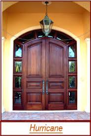Hurricane Exterior Doors Grand Entrance Doors Makes Exterior Wood Doors Custom Hurricane