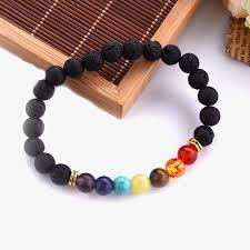 energy bracelet life images Bling world 7 chakra healing balance beads bracelet yoga life jpg