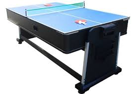 pool and ping pong table amazon com 3 in 1 rotating multi game table pool air hockey