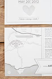 Map Wedding Invitations Aaron Harper U0027s Fingerprint Heart Wedding Invitations