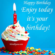 Happy Birthday Quotes 43 Happy Birthday Quotes Wishes And Sayings Word Quote