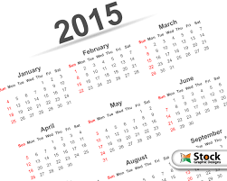 simple 2015 calendar template vector free vector u0026 photoshop