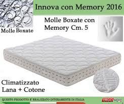 materasso 90x190 massima comodità molla e memory