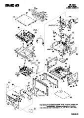 toyota 4runner hilux surf audio system circuit and schematics