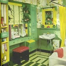 Best Retrohomeinterior Design Images On Pinterest - Fifties home decor