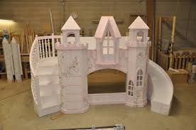 Princess Castle Bunk Bed Castle Vicari Bunk Bed Themed Beds By Tanglewood Design