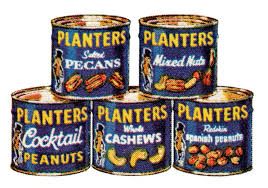 Planters Peanuts Commercial by 11 Nutty Facts About Planters Peanuts Mental Floss