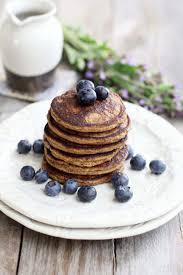 gluten free earl grey blueberry pancakes jessi u0027s kitchen