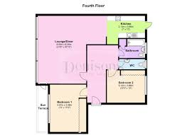 How To Do Floor Plan by Bed End Terrace House For Sale In Marybank Woolwich London Floor