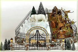 city zoological garden in the city