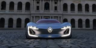 concept renault renault trezor voted most beautiful concept car of 2016