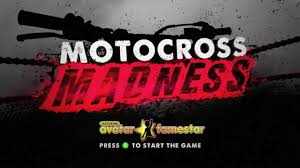 motocross madness game motocross madness review gamingexcellence