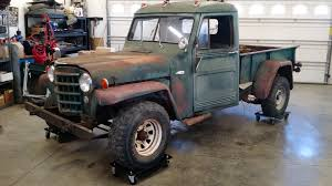 willys jeep off road 1951 willys jeep pickup twin peaks off road