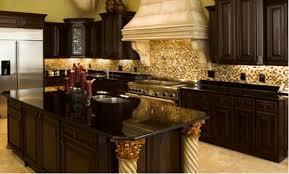 Backsplash Ideas For Black Granite Countertops The by Black Granite Countertops The Royal Appeal