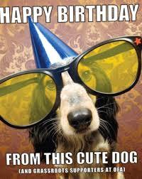 wish president obama a happy birthday by sending him a lame card