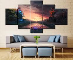 Cheap Framed Wall Art by Online Get Cheap Framed Games Wall Art Aliexpress Com Alibaba Group