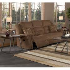 Power Reclining Sofa And Loveseat by Esofastore Panda Leather Cocoa Brown 2pc Sofa Set Power Reclining