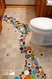 mosaic bathroom floor tile ideas 246 best circular tile patterns images on