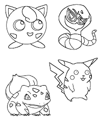 coloring pages for pokemon characters jigglypuff and other pokemon characters coloring page jigglypuff